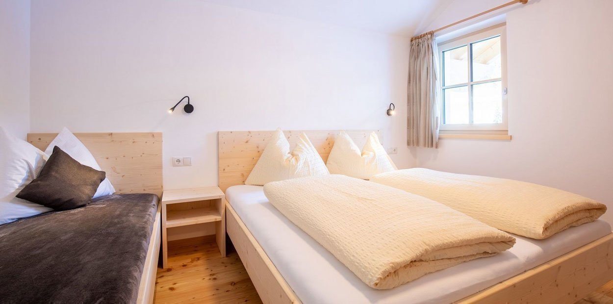 Appartamento Ringelblume Camera di letto