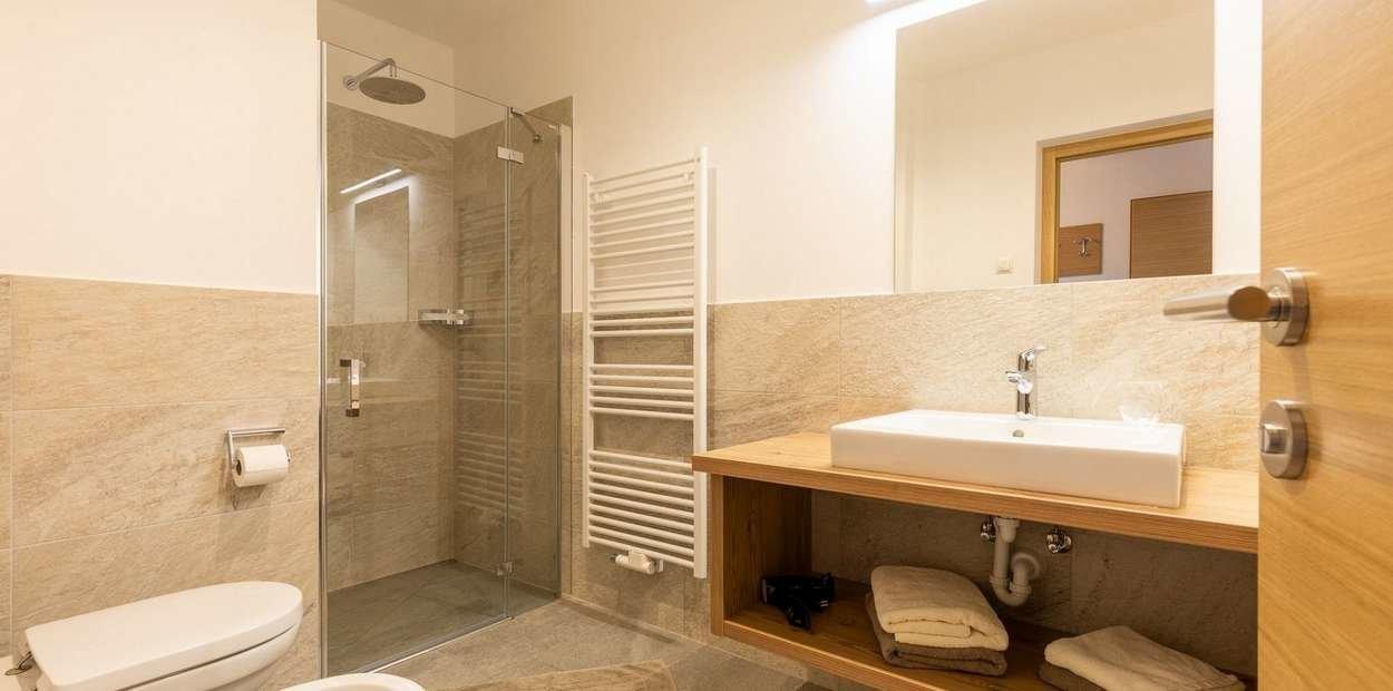 Appartamento Zirbe Bagno
