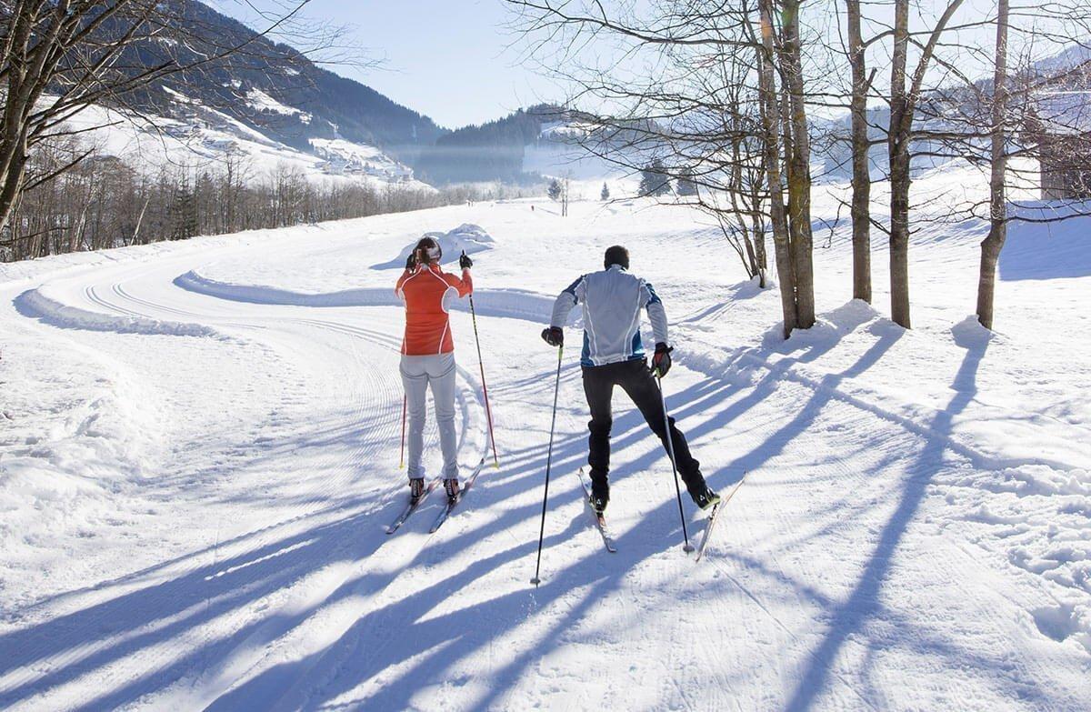 Sci alpino & sci di fondo nei dintorni di Nova Ponente