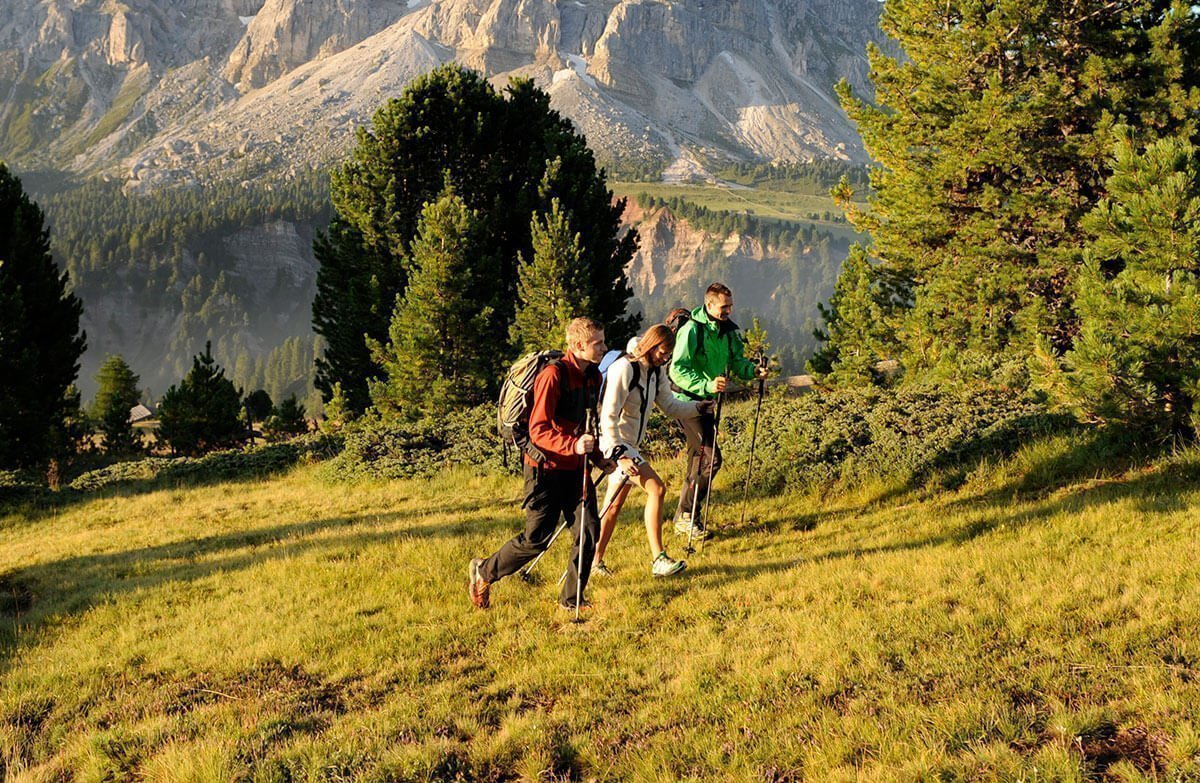 Escursioni e nordic walking in Val d'Ega