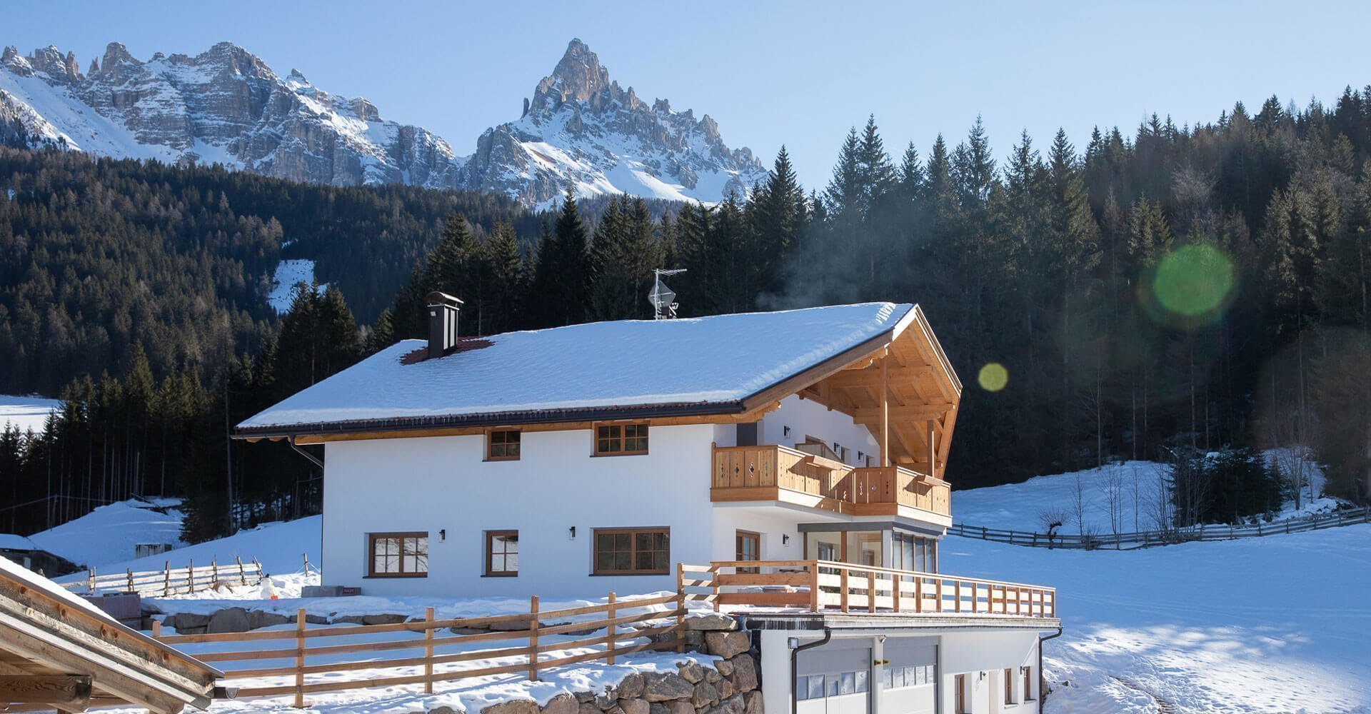 Winterurlaub Latemar in Südtirol